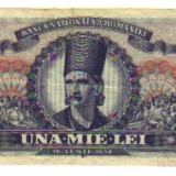 Bnk bn romania 1000 lei 1948, vf - Bancnota romaneasca