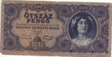 bnk bn ungaria 500 pengo 1945