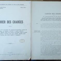 CFR, Caiet de sarcini pentru constructia de locomotive, 1912