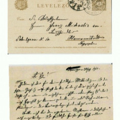 CP156-57 Hermannstadt, Nagyszeben (Sibiu) -circulata1910