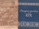 Imagini sportive din R.P.R. - 21 fotografii sepia din anii 1950
