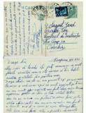 CP157-38 Campina -Odorhei  -circulata1936 -sergent jandarmi