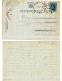 CP157-43 Reg.22 Com.11(Pascani?) -Visenesti -circulata1940