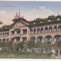 Govora - Hotel Stefanescu (1916)