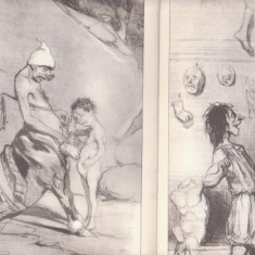 Honore Daumier / Album (editions cercle d'art Paris) - Album Arta