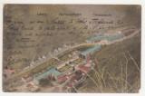 Herculane : vedere generala (1905,timbre maghiare)