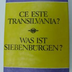 Stefan Pascu - Ce este Transilvania? / Was ist Siebenburgen? (1983) - Istorie