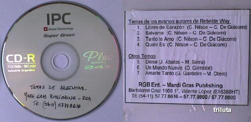 RBD - Rebelde Way foto mare