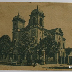 Sinagoga Brod (Serbia) 1918 - circulata
