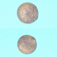 ROMANIA - 2 BANI 1879 - Moneda Romania