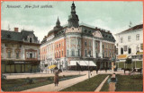 Cluj. Kolozsvar, New York szalloda, 1919