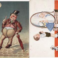 2 carti postale -Tema umoristica- Betiv
