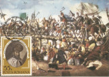 M148 Ilustrata maxima BATALIA DE LA CALUGARENI