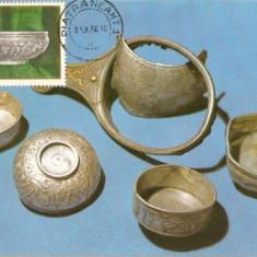 M98 Ilustrata maxima VASE ROMANE DIN ARGINT secolele II-III