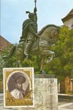 M260 Ilustrata maxima Monumentul lui Mihai Viteazul ALBA IULIA