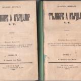 V.Ianoviciu / Talcuirea cartilor Noului Testament (3 vol., 1856) - Carti Crestinism