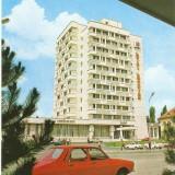 S416 SUCEAVA Hotel Bucovina NECIRCULAT - Carte Postala Moldova dupa 1918