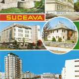 S398 SUCEAVA NECIRCULAT - Carte Postala Moldova dupa 1918