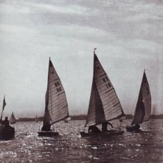 R-4543 Mamaia Concurs de vele pe Siut-Ghiol Circulata