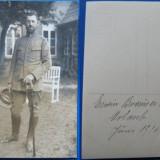 Militar 1915 (2) - Fotografie veche