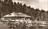 R4196 GURA HUMORULUI Cabana de la Ilisesti CIRCULAT 1965