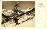 Vedere iarna in muntii Germaniei, ciculat 30.12.1935