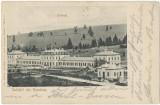 CFL 1905 ilustrata Predeal jud Brasov- Hotel