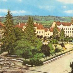 S555 ZALAU CIRCULAT 1971 - Carte Postala Crisana dupa 1918
