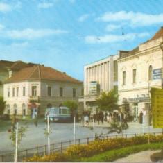 S561 ZALAU CIRCULAT 1972 - Carte Postala Crisana dupa 1918