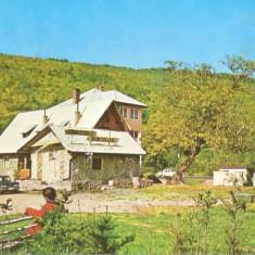 S562 ZALAU Cabana Popasul romanilor CIRCULAT - Carte Postala Crisana dupa 1918