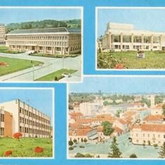S567 ZALAU CIRCULAT - Carte Postala Crisana dupa 1918