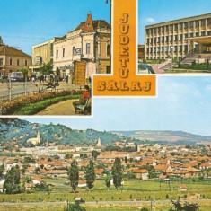 S572 ZALAU NECIRCULAT - Carte Postala Crisana dupa 1918