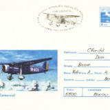 AA Aerofilatelie avion ICAR Comercial ziua aviatiei 19.06.1983