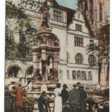 Ilustrata DUISBURG, OCUPATIE FRANCEZA IN GERMANIA 1920