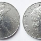 ITALIA 50 LIRE 1955 **, Europa