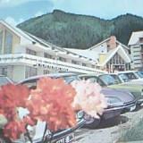 POIANA BRASOV HOTEL TELEFERIC - Carte Postala Transilvania dupa 1918