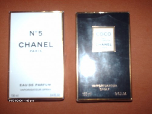 Parfumuri coco chanel si CHANEL Nr 5 foto mare