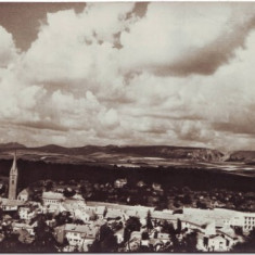 R-5951 Turda Vedere generala Circulata - Carte Postala Transilvania dupa 1918