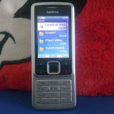 Nokia6300 - Telefon mobil Nokia 6300, Neblocat