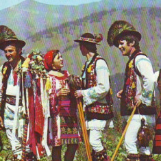 S927 PORT POPULAR Judetul Bistrita-Nasaud CIRCULAT 1979