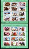 Flora si fauna protejata in Europa, blocuri dantelata,1987