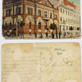 CP UNGARIA SZOLNOK ANIMATA 1916 **