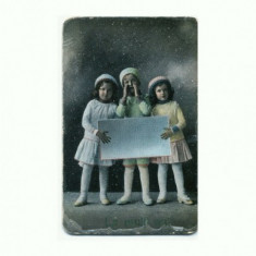 M FOTO 07 Felicitare -circulata 1916 -la Kili Kadi -Cadrilater