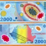 Bacnote plastic eclipsa - Bancnota romaneasca