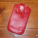 HUSA/TOC iPHONE, iPOD, NOKIA, LG, SAMSUNG. RED EDITION - Husa Telefon Apple