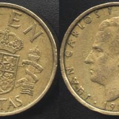 Spania 100 PESETAS 1984