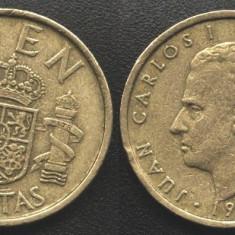 Spania 100 PESETAS 1986