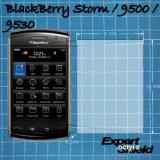 Folie protectie ecran Blackberry 9500 9530 Storm + CADOU UTIL