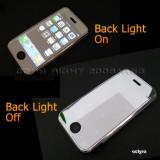 Folie tip OGLINDA pentru iPhone 3G 3Gs + CADOU! [q] CALITATE - Folie de protectie Apple