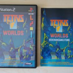 Joc Playstation 2 Original - TETRIS WORLD - Jocuri Sega